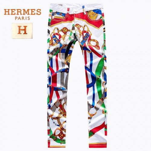 Hermes Jeans Trousers For Men #790794