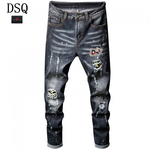 Dsquared Jeans Trousers For Men #790799