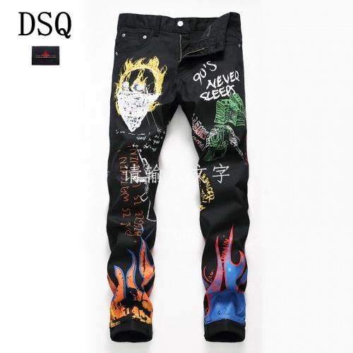Dsquared Jeans Trousers For Men #790804