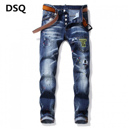 Dsquared Jeans Trousers For Men #790814