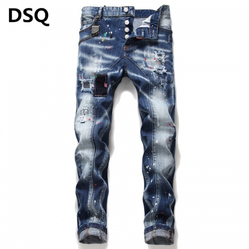 Dsquared Jeans Trousers For Men #790819