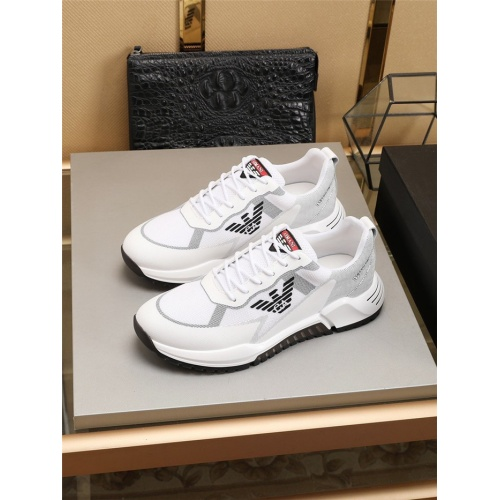 Armani Casual Shoes For Men #790941