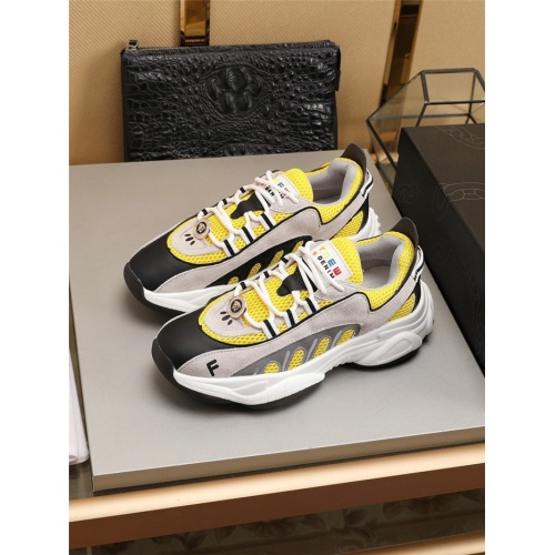 Versace Casual Shoes For Men #790960 $79.54, Wholesale Replica Versace Casual Shoes