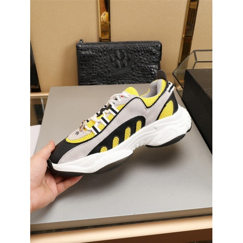 Replica Versace Casual Shoes For Men #790960 $79.54 USD for Wholesale