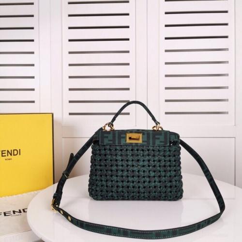 Fendi AAA Quality Messenger Bags For Women #791010