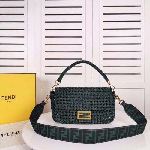 Fendi AAA Quality Messenger Bags For Women #791014