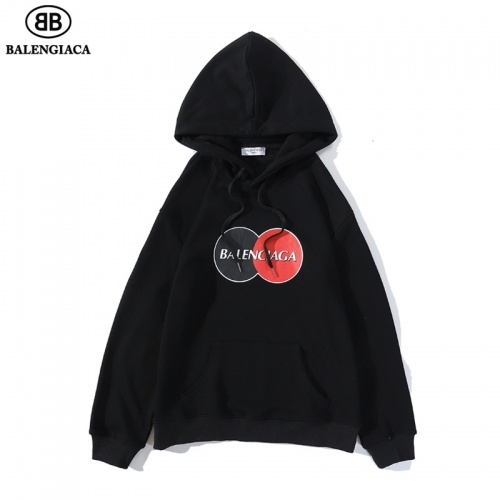 Balenciaga Hoodies Long Sleeved Hat For Men #791023