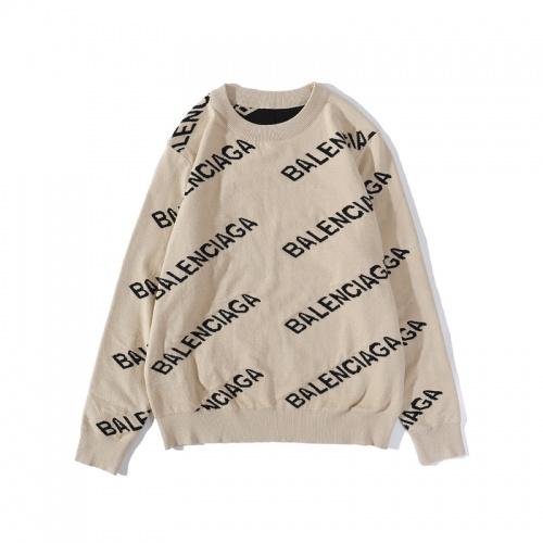Balenciaga Sweaters Long Sleeved O-Neck For Men #791033