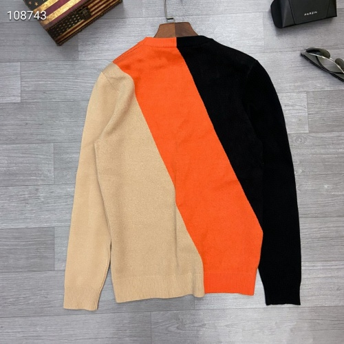 Replica Versace Sweaters Long Sleeved O-Neck For Men #791070 $46.56 USD for Wholesale
