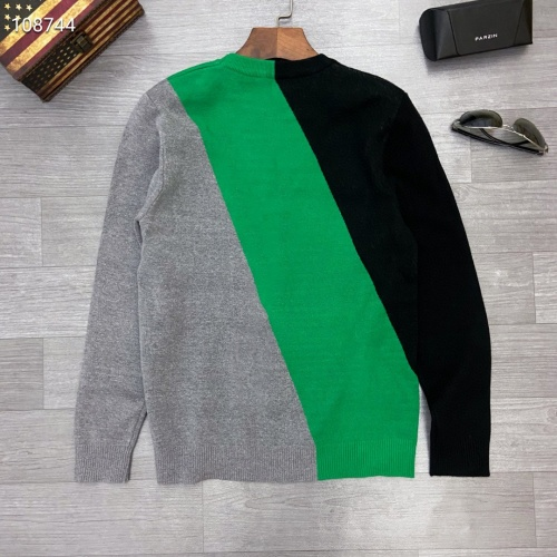 Replica Versace Sweaters Long Sleeved O-Neck For Men #791071 $46.56 USD for Wholesale