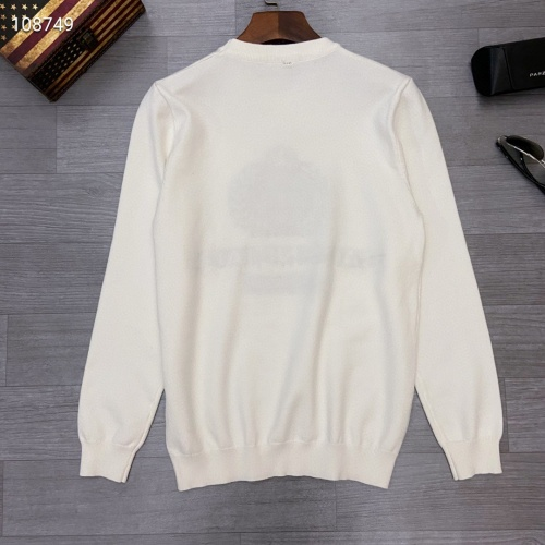 Replica Balenciaga Sweaters Long Sleeved O-Neck For Men #791076 $46.56 USD for Wholesale