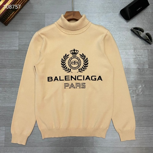Balenciaga Sweaters Long Sleeved For Men #791084