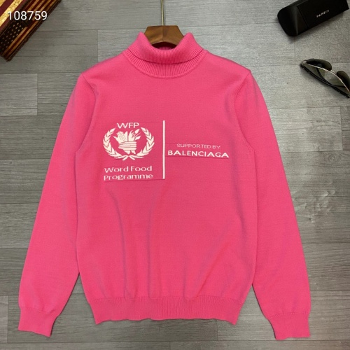 Balenciaga Sweaters Long Sleeved For Men #791085