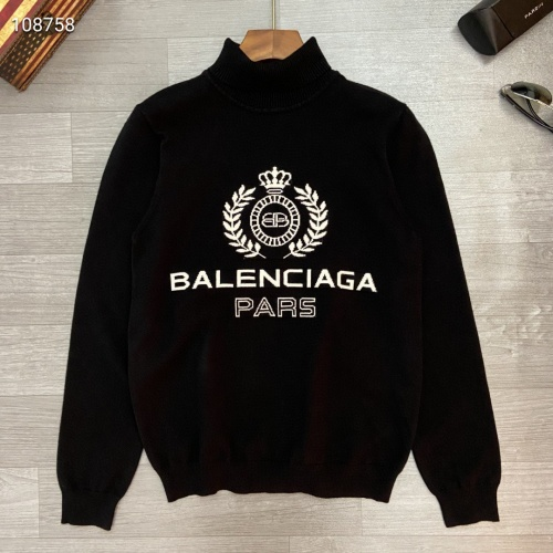 Balenciaga Sweaters Long Sleeved For Men #791086