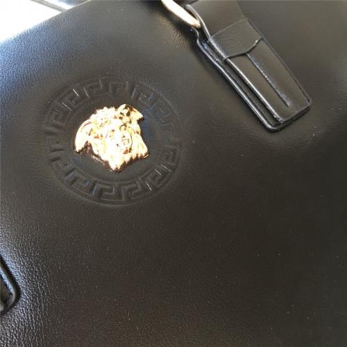 Replica Versace AAA Man Handbags #791095 $111.55 USD for Wholesale