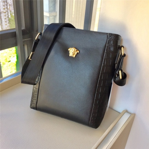 Replica Versace AAA Man Messenger Bags #791097 $97.00 USD for Wholesale