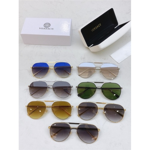 Replica Versace AAA Quality Sunglasses #791115 $54.32 USD for Wholesale