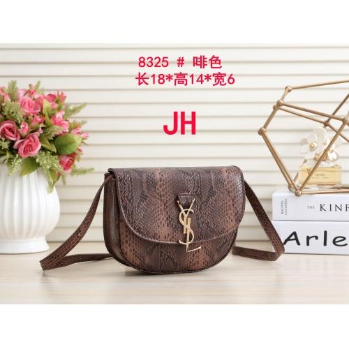 Yves Saint Laurent YSL Fashion Messenger Bags For Women #791198 $23.28 USD, Wholesale Replica Yves Saint Laurent YSL Fashion Messenger Bags