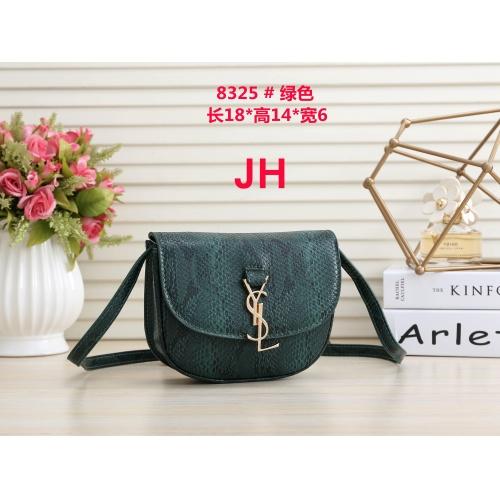 Yves Saint Laurent YSL Fashion Messenger Bags For Women #791199 $23.28 USD, Wholesale Replica Yves Saint Laurent YSL Fashion Messenger Bags