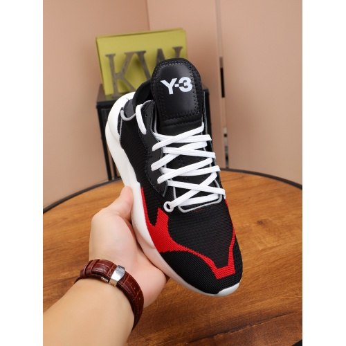Replica Y-3 Casual Shoes For Men #791245 $77.60 USD for Wholesale