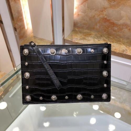 Versace AAA Man Wallets #791294