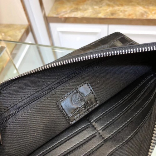 Replica Versace AAA Man Wallets #791294 $65.96 USD for Wholesale