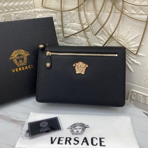 Versace AAA Man Wallets #791297