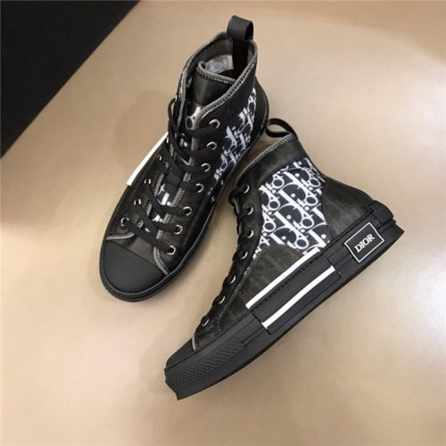 Christian Dior High Tops Shoes For Men #791354