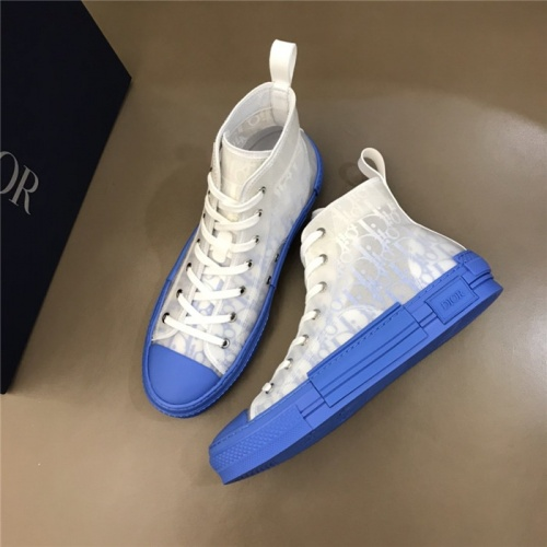 Christian Dior High Tops Shoes For Women #791373
