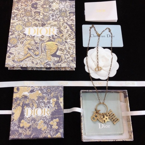 Christian Dior Necklace #791389 $32.98, Wholesale Replica Christian Dior Necklace