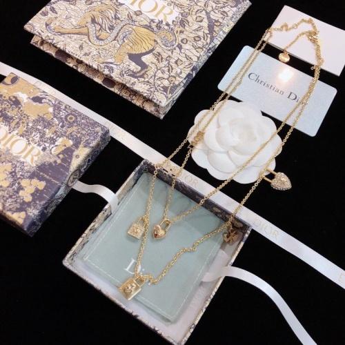 Christian Dior Necklace #791392 $37.83, Wholesale Replica Christian Dior Necklace