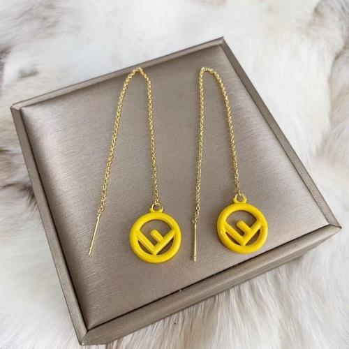 Fendi Earrings #791397