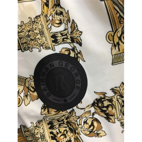 Replica Versace Jackets Long Sleeved Zipper For Men #791504 $70.81 USD for Wholesale