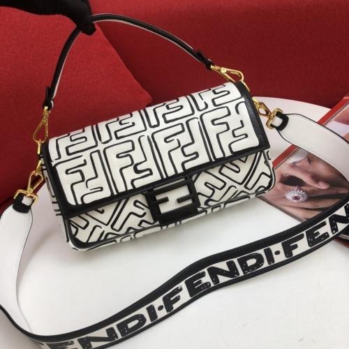 Fendi AAA Messenger Bags For Women #791505