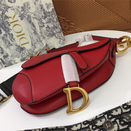 Replica Christian Dior AAA Quality Messenger Bags For Women #791556 $93.12 USD for Wholesale