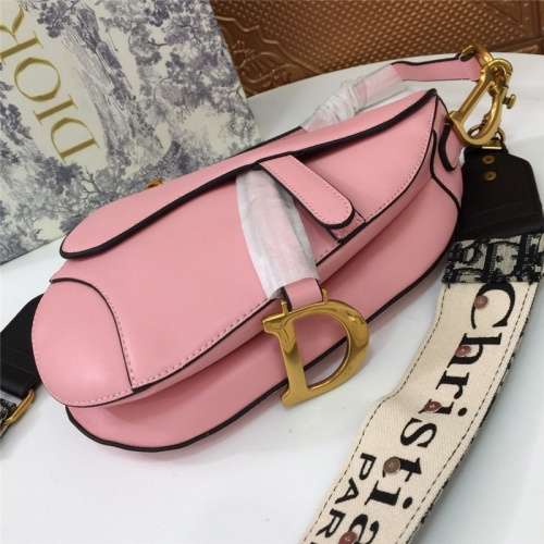 Replica Christian Dior AAA Quality Messenger Bags For Women #791557 $93.12 USD for Wholesale