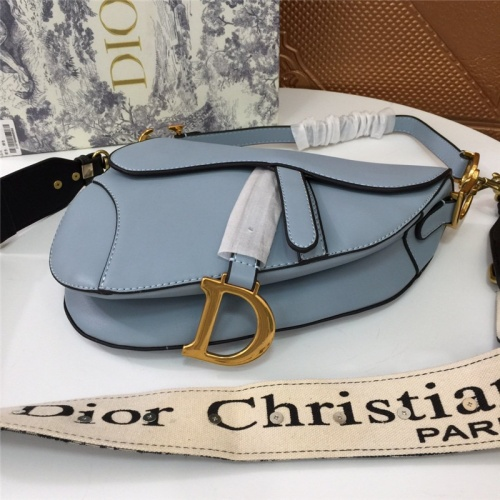 Replica Christian Dior AAA Quality Messenger Bags For Women #791558 $93.12 USD for Wholesale