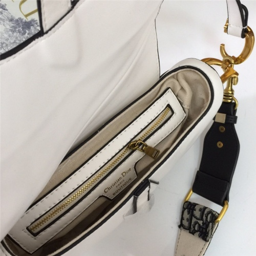 Replica Christian Dior AAA Quality Messenger Bags For Women #791559 $93.12 USD for Wholesale