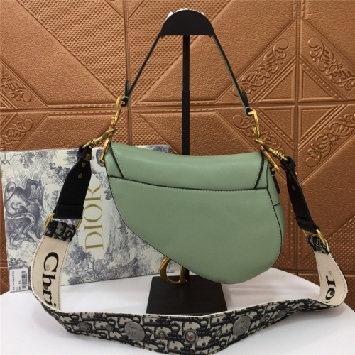 Replica Christian Dior AAA Quality Messenger Bags For Women #791561 $93.12 USD for Wholesale