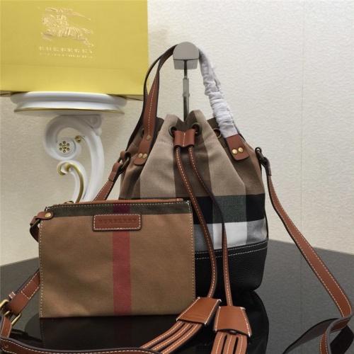 Burberry AAA Messenger Bags For Women #791565 $98.94, Wholesale Replica Burberry AAA Messenger Bags