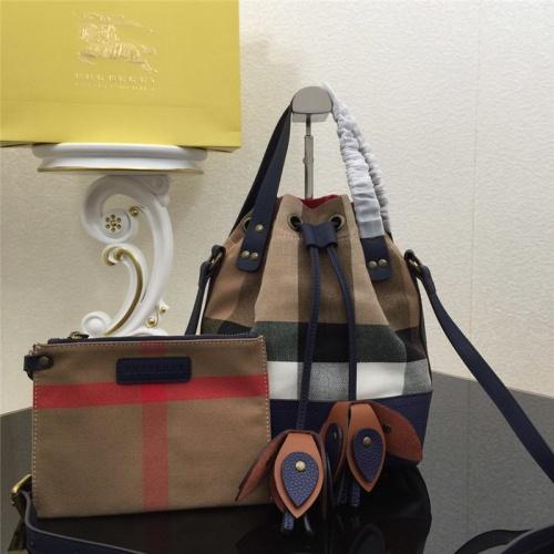 Burberry AAA Messenger Bags For Women #791566 $98.94, Wholesale Replica Burberry AAA Messenger Bags