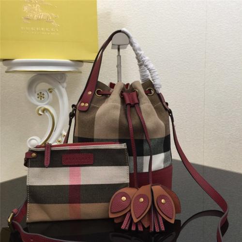 Burberry AAA Messenger Bags For Women #791567 $98.94, Wholesale Replica Burberry AAA Messenger Bags