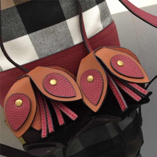 Replica Burberry AAA Messenger Bags For Women #791567 $98.94 USD for Wholesale