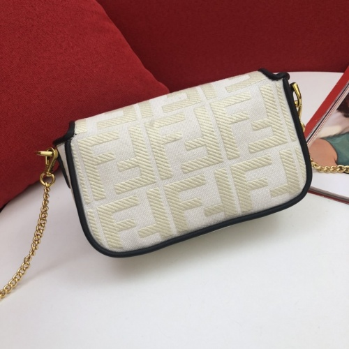 Replica Fendi AAA Messenger Bags For Women #791574 $98.94 USD for Wholesale