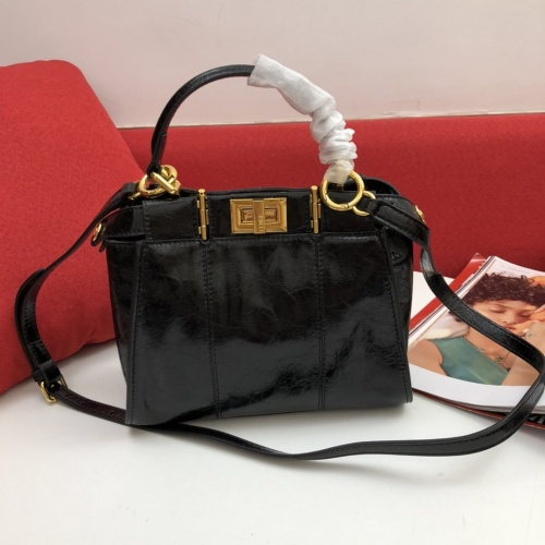 Fendi AAA Messenger Bags For Women #791581 $124.16, Wholesale Replica Fendi AAA Messenger Bags