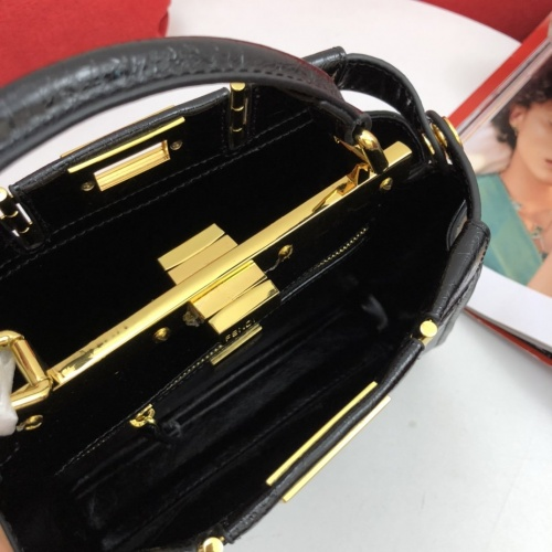 Replica Fendi AAA Messenger Bags For Women #791581 $124.16 USD for Wholesale