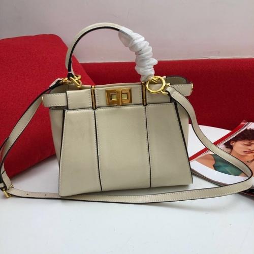 Fendi AAA Messenger Bags For Women #791582 $124.16, Wholesale Replica Fendi AAA Messenger Bags