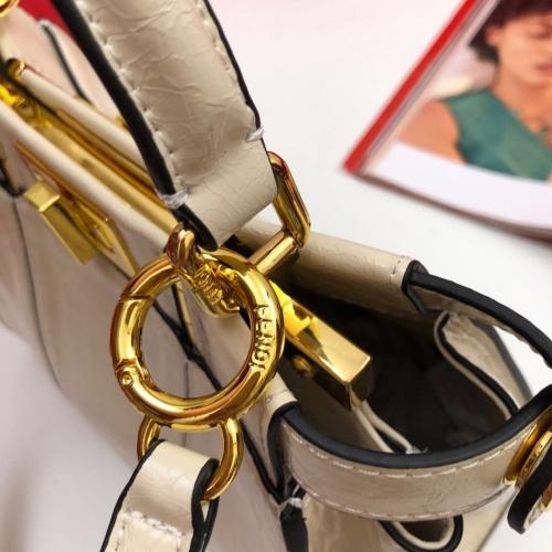 Replica Fendi AAA Messenger Bags For Women #791582 $124.16 USD for Wholesale