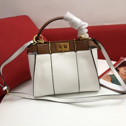 Fendi AAA Messenger Bags For Women #791583 $124.16, Wholesale Replica Fendi AAA Messenger Bags