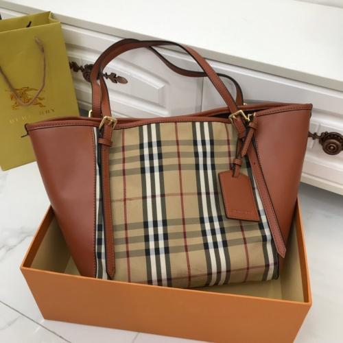 Burberry AAA Handbags For Women #791607 $93.12, Wholesale Replica Burberry AAA Handbags